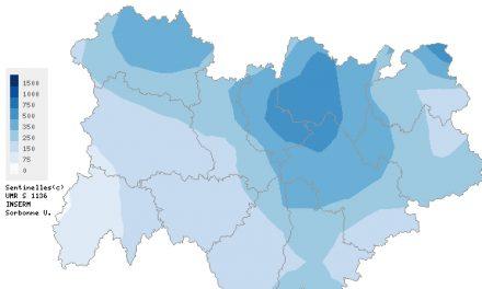 Coronavirus: nette augmentation des décès hier dans les hôpitaux d'Auvergne-Rhône-Alpes