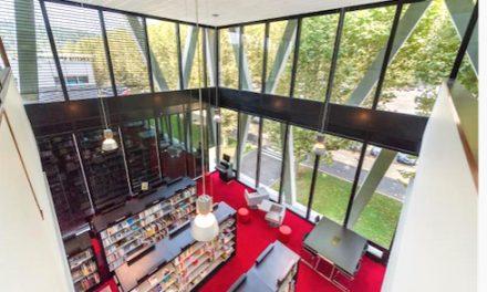 Films, livres, magazines, jeux vidéo : même fermées, les bibliothèques de Vienne vous proposent des contenus…