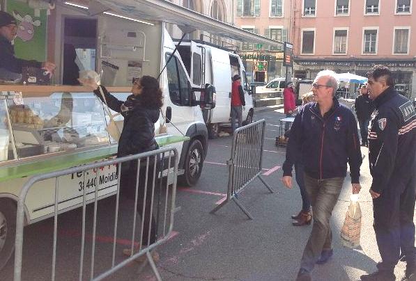Le retour du marché de plein air à Vienne : plus protégé qu'au supermarché…