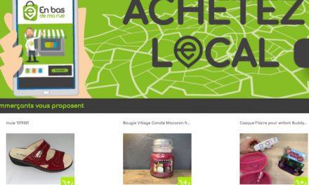 Pour pallier la fermeture des magasins  : la CCI Nord-Isère propose la gratuité aux commerçants et producteurs locaux, du site«Enbasdemarue»