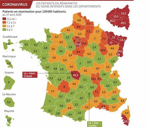 Déconfinement : l'Isère sera-t-elle en vert, jeudi ?