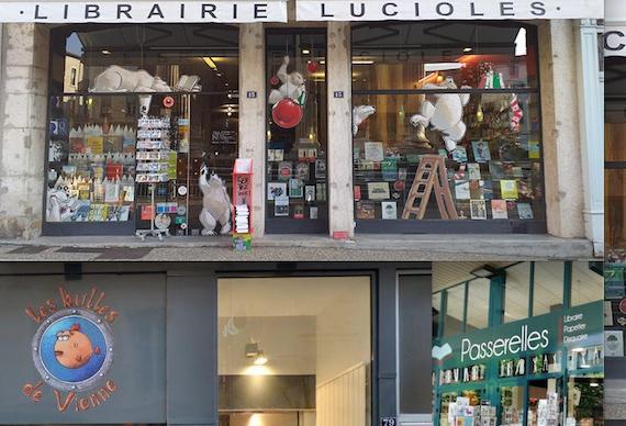 Elles ont repris leur activité : les librairies viennoises en mode drive