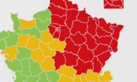 Déconfinement : L'Isère et le Rhône ni en vert, ni en rouge, mais colorés en orange…