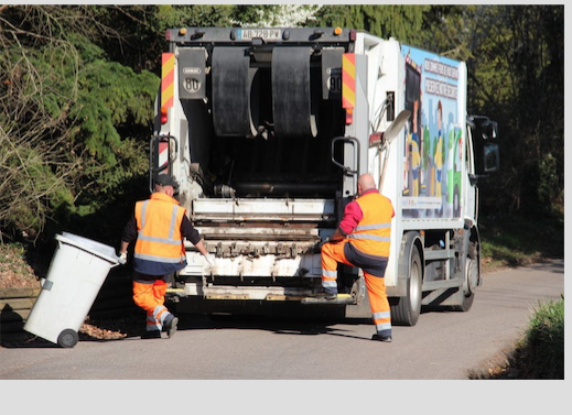 A vienne et alentour, il n'y aura pas de collecte des ordures ménagères le 1er mai
