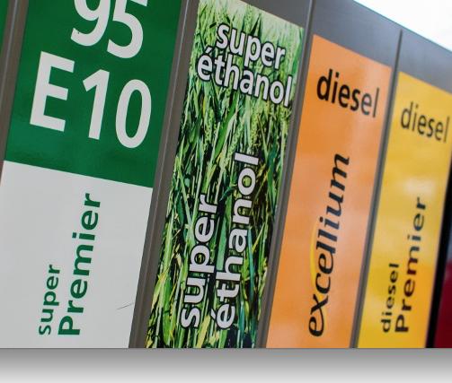 Les prix des carburants jamais aussi  bas dans la région viennoise : le litre de gasoil à près d'un euro…