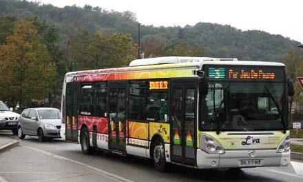Déconfinement : port du masque obligatoire et très lente reprise des bus du réseau L'va à Vienne