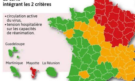 L'Isère passera-t-elle de l'orange au vert, le 7 mai ?