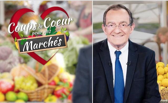 Palmarès : le marché de Vienne, coup de cœur du JT de 13 heures de Jean-Pierre Pernaut sur TF1