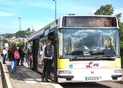Retour des collégiens : reprise progressive des transports scolaires de Vienne Condrieu Agglomération à partir du lundi 18 mai