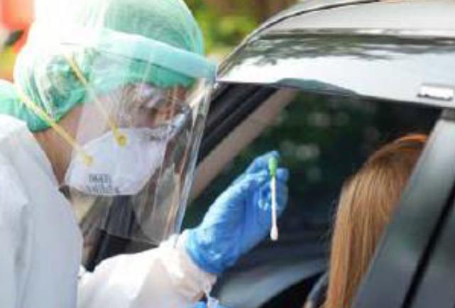 Apte à effectuer 1 500 tests/jour du Covid-19 : un laboratoire mobile mis en place à Bourgoin-Jallieu