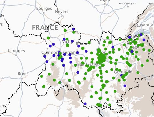 Covid-19 : 300 sites de dépistage désormais en Auvergne-Rhône-Alpes, aptes à réaliser 15 500 tests/jour