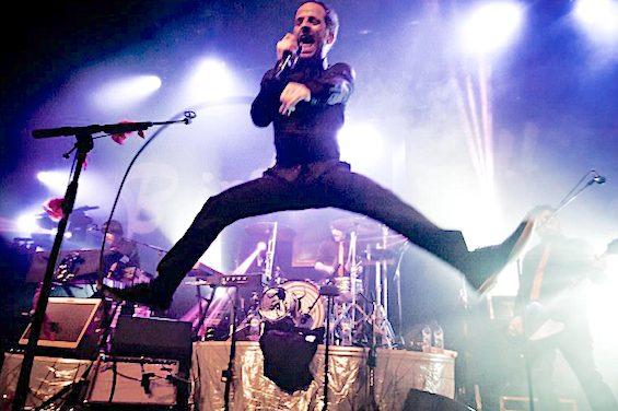 Le groupe de rock Dionysos en concert au Manège à Vienne, le 28 novembre prochain
