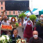 «Coup de cœur pour nos marchés» : il vous reste jusqu'au 10 juillet pour voter pour celui de Vienne…