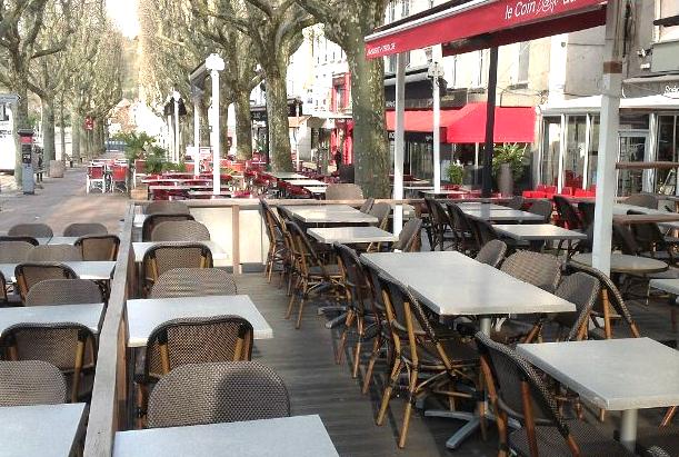 Pyramide, Clairefontaine, Glacier, etc.  : réouverture des restaurants à Vienne en ordre dispersé à partir d'aujourd'hui, les clients au rendez-vous ?