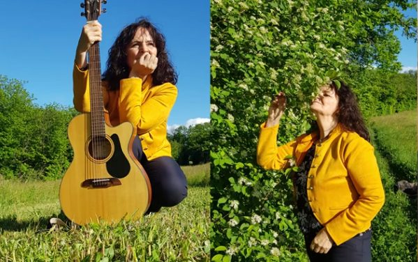 Ça vient de sortir : le clip d'après confinement de la chanteuse viennoise Marye Hashe…