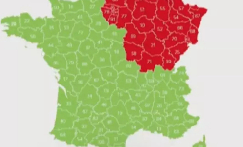 Déconfinement : le Rhône et l'Isère passent de l'orange au vert !