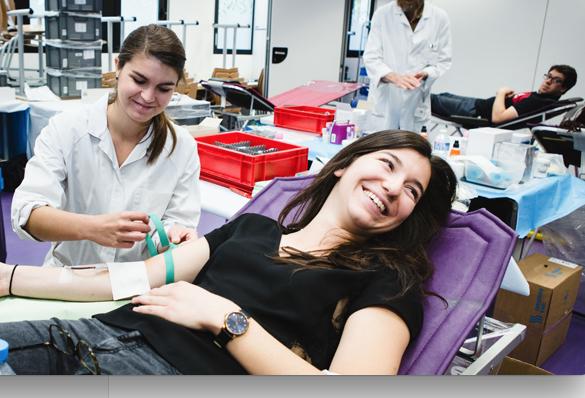 Donneurs recherchés en nombre : importante collecte de sang mardi à la salle-des-fêtes de Vienne
