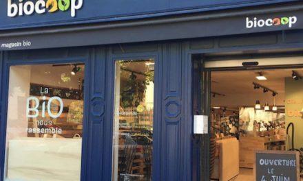 Le centre de Vienne compte à partir d'aujourd'hui un nouveau magasin bio indépendant : Biocoop