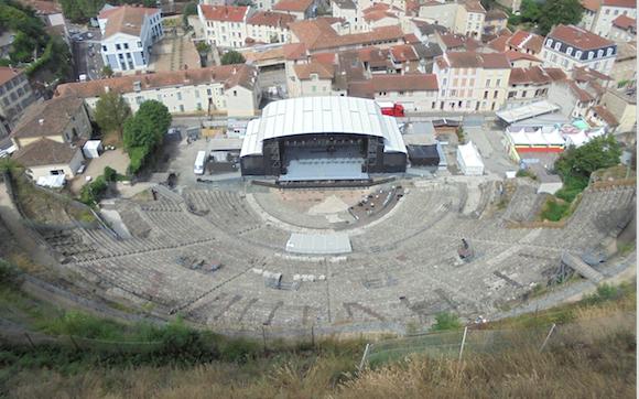 Malgré la suppression du Festival, il y aura une ambiance musicale Jazz cet été à Vienne et même deux concerts au théâtre antique…sans public