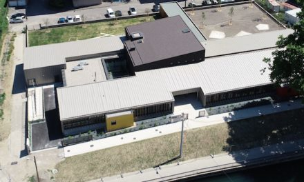Après deux ans de travaux, refaite à neuf,  l'Ecole du quai Pasteur à Vienne fait sa rentrée…