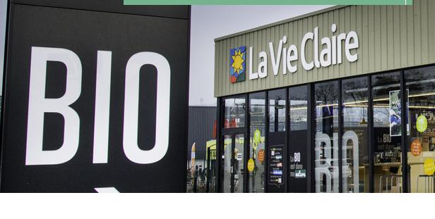 """Un nouveau magasin bio, à l'enseigne de """"La Vie Claire"""", va ouvrir ses portes : à Sainte-Colombe"""
