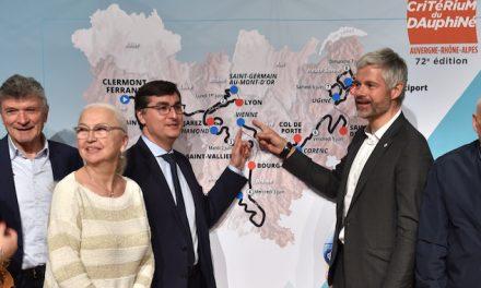 Animation assurée : reporté, mais comme prévu, le Critérium du Dauphiné s'arrêtera le 13 août  à Vienne, ville-étape