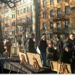 Le marché des créateurs et des métiers d'art qui devait se dérouler cours Romestang, annulé à cause de l'orage