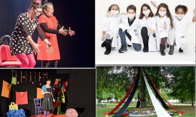 Le programme : des spectacles gratuits pour les plus jeunes cet été à Vienne