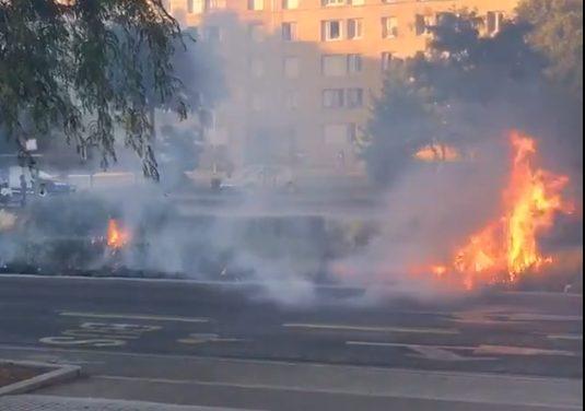 Incendies de voitures, tirs de mortiers : incidents lors de la nuit du 13 juillet dans l'agglomération lyonnaise