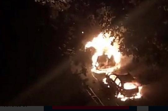 14 juillet dans l'agglomération lyonnaise : une nouvelle soirée chaude, nombreux incendies de voitures