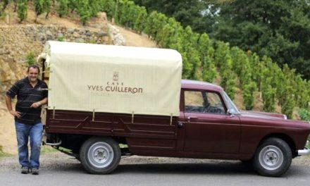 Le viticulteur Yves Cuilleron se fait dérober sa voiture de collection…