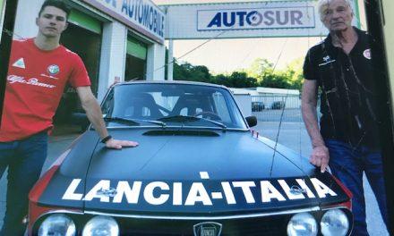 Au volant d'une Fiat de 1983, un Viennois va participer au rallye de Monte-Carlo Historique avec son petit-fils