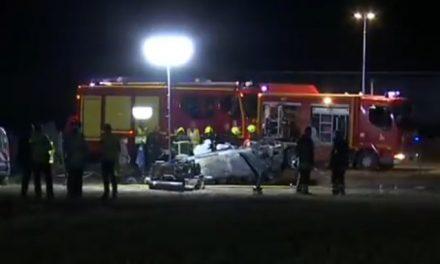 Ce que l'on sait sur le terrible drame de l'A7 qui a coûté la vie à cinq enfants, hier soir