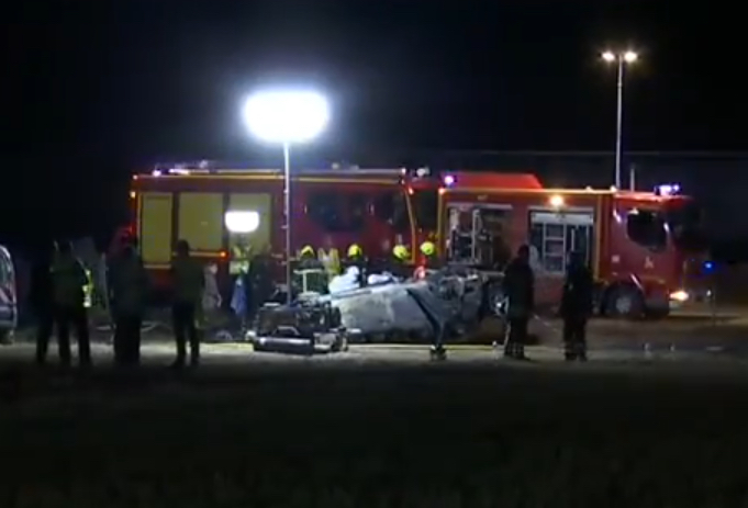 Drame de l'A 7 : c'est la casse du turbo qui a provoqué l'incendie et l'accident de la Scenic