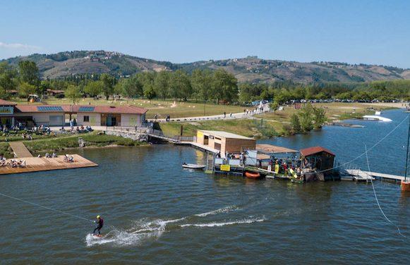 Wam Park de Condrieu : baignade surveillée interdite pour cause de cyanobactéries, mais les autres activités autorisées