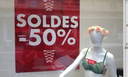 Ils ont démarré le 15 juillet : la surprise d'un bon début des soldes chez les commerçants viennois