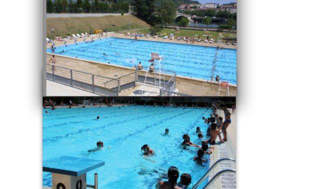 A partir d'aujourd'hui, masque obligatoire dans les piscines de St-Romain-en-Gal et d'Eyzin-Pinet
