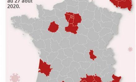 Covid-19 : le Rhône placé à son tour en zone rouge hier, de nouvelles restrictions à venir ?
