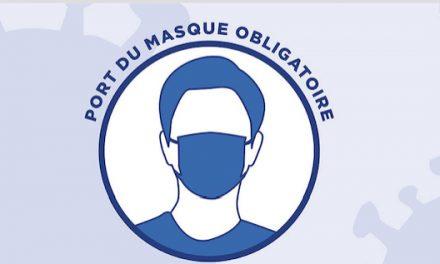 Port du masque obligatoire dans le centre-ville de Bourgoin-Jallieu, à partir du lundi 14 septembre