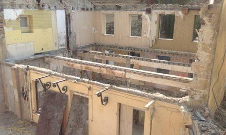 Visite de chantier : la «Maison du Jazz» ne sera terminée qu'en partie pour la prochaine édition du Festival