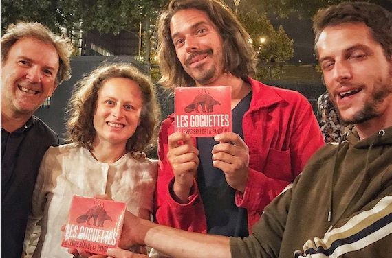 """Il aura bien lieu avec les """"Goguettes"""", demain en avant-1ère : le Festival d'Humour de la MJC passe entre les gouttes…"""