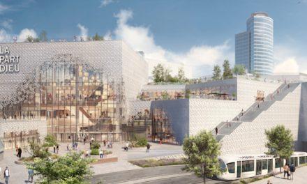 Ouverture à la fin de l'année 2020 : l'extension du centre commercial de la Part-Dieu va créer 900 emplois