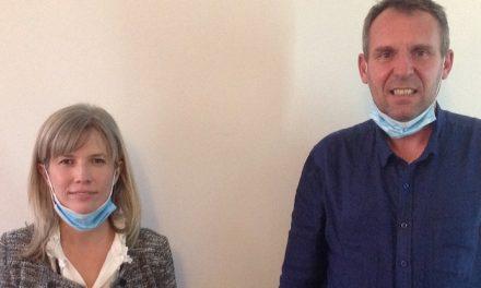 Conseillers municipaux d'opposition à Vienne, Florence David et Damien Prost-Romand démissionnent de LREM