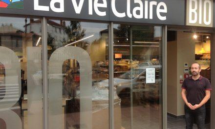 """Un nouveau magasin bio, à l'enseigne """"La Vie Claire"""", ouvre ses portes demain à Sainte-Colombe"""