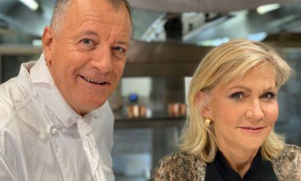 """La Pyramide à Vienne et Patrick Henriroux, vedettes de l'émission """"Goûtez-voir"""", sur France 3"""