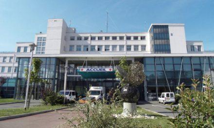 Covid-19-Sept patients  hospitalisés et deux en réanimation actuellement à l'hôpital de Vienne