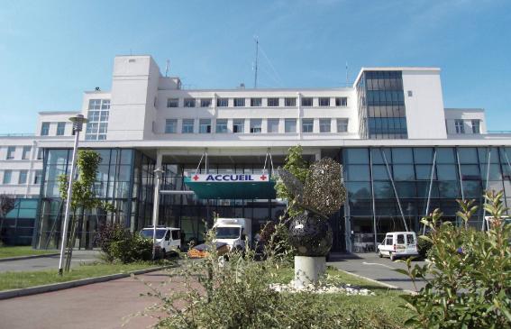 Forte augmentation des hospitalisations : l'hôpital de Vienne déclenche le Plan Blanc