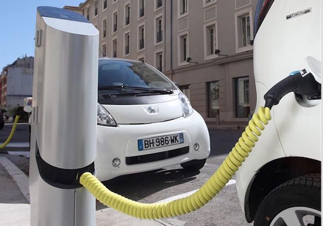 Des centaines de bornes électriques déployées à Vienne ?