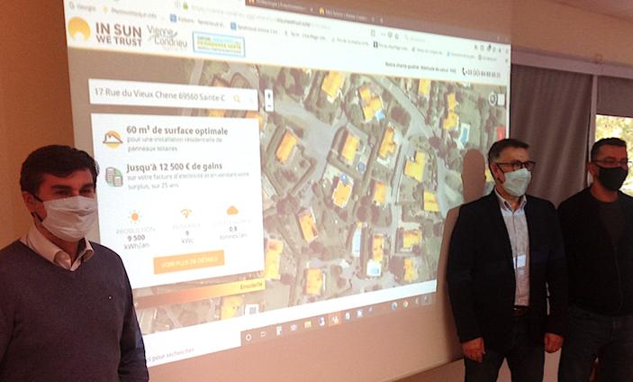 Vienne Condrieu Agglomération donne les clefs pour que chaque famille produise son électricité solaire