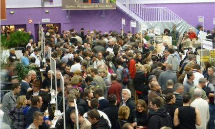 Le Marché aux vins d'Ampuis qui était programmé du 22 au 25 janvier 2021, officiellement annulé